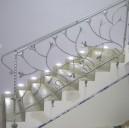 Balustrada ocynkowana, balkonik