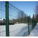 Ogrodzenie z paneli, ogrodzenie panelowe, panel, montaż